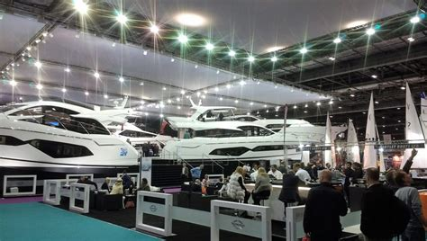 boat show 2017 london boat show fever grabau international