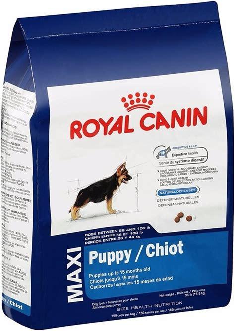 royal canin maxi puppy royal canin maxi puppy y adulto 15 88kg alimento premium 1 590 00 en mercado libre