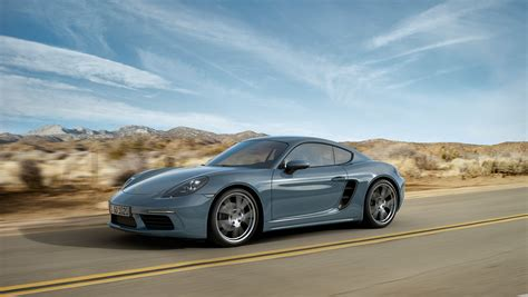 Dr Ing H C F Porsche Ag by Poised For Precision The New 2017 Porsche 718 Cayman