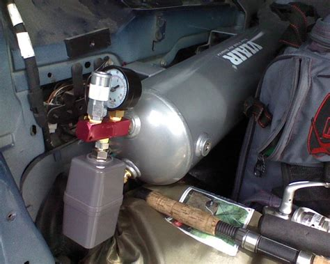 Jeep Onboard Air A C Compressor Into On Board Air Jeep Forum