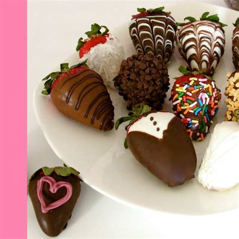 recommended chocolate covered strawberries