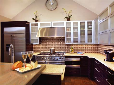 In Design Kitchens L Shaped Kitchen Design Pictures Ideas Tips From Hgtv Hgtv