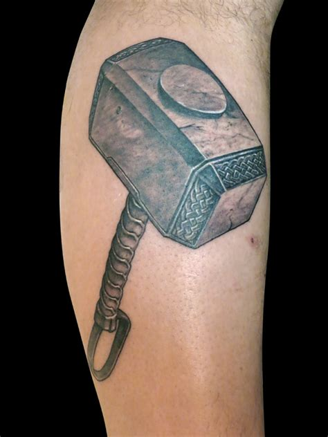 thor s hammer tattoo designs tattoo collections
