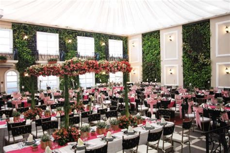 Hanging Gardens Banquets by Hanging Gardens The Newest Events Venue In Qc Glass
