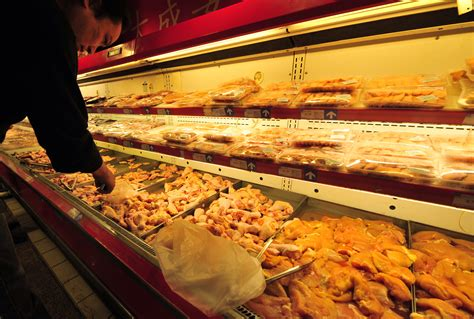 Refrigerated Chicken Shelf by 5 That Will Make You Cringe