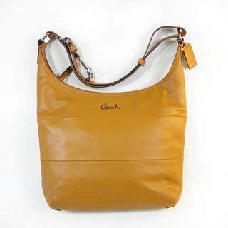 Coach Felicia Leather Slim Duffle by 598 Coach Blk Felicia Leather Xl Slim Duffle Bag 11424