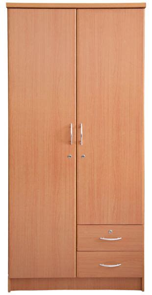 Locking Cabinets Aft Wooden 2 Door Lock Cabinet Brown Price Review And