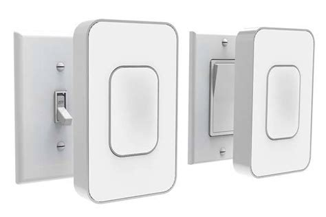 smartphone light switch switchmate smart switch works with existing light switches