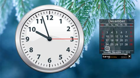 Free Live Tile Clock Wallpaper For Desktop by Clock Wallpaper For Windows 10 Wallpapersafari