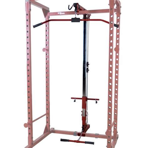best fitness bfpr100 power rack lat package 3