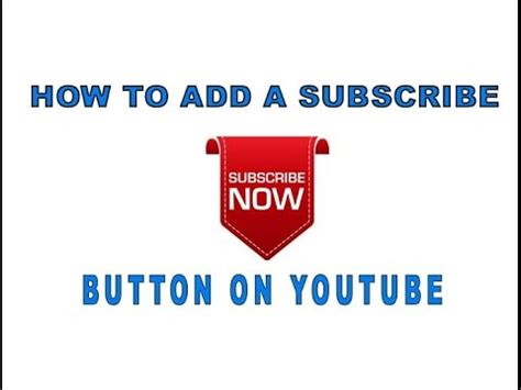 html tutorial youtube in telugu how to add a subscribe button on youtube tutorial in