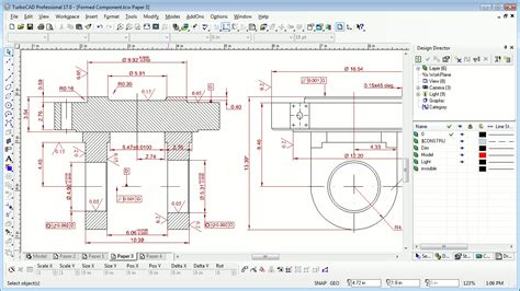 turbocad drawing template turbocad drawing template images free templates ideas