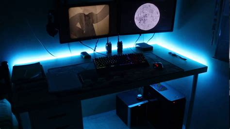 led desk light strip new desk rgb led strips featuring an aula gateron rgb