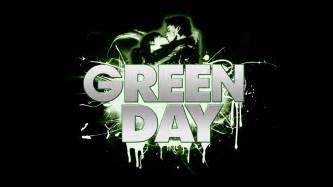 Download Wallpaper 1920x1080 Green day, Letters, Darkness