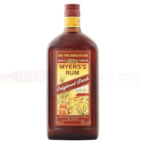Planters Punch Myers Rum by Myers Planters Punch Rum 70cl Buy Cheap Price Uk