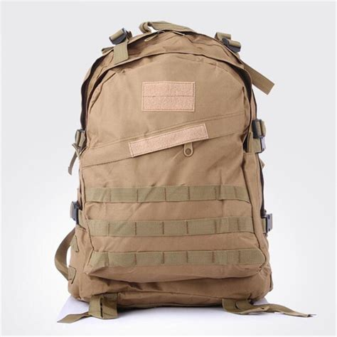 New Leisure Backpack Oxford Cloth Waterproof Army Green Intl Lzd 20 35l large capacity leisure oxford s 3d attack assault backpacks high quality