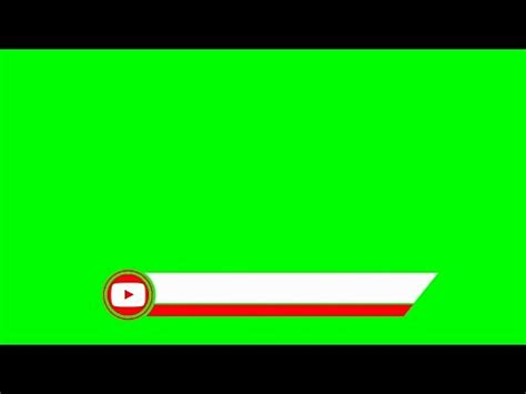 subscribe   button animation green screen doovi