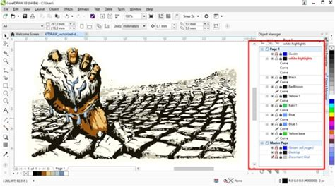 tutorial corel draw vector create a street art illustration corel discovery center