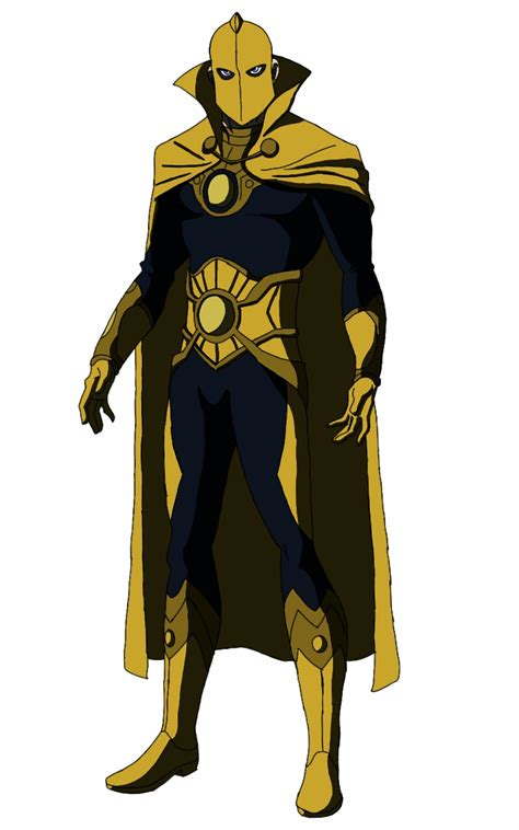 Doctor fate young justice by fateroid12 on deviantart