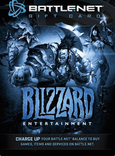 20 battle net store gift card balance blizzard entertainment digital code - Battlenet Gift Card Digital