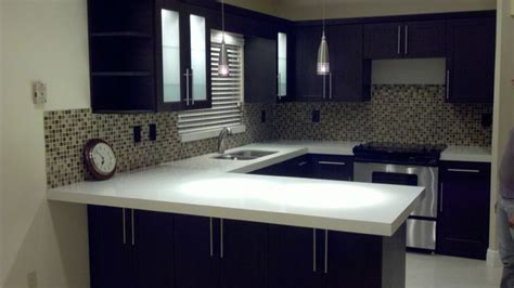 Kitchen Countertops Miami Modern Kitchens Modern Kitchen Countertops Miami