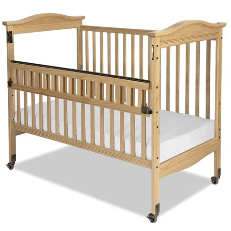 Standard Size Of Crib Mattress Mattress Crib Size Sawyer Compact Size Clearview Convertible Crib With Mattress Reviews