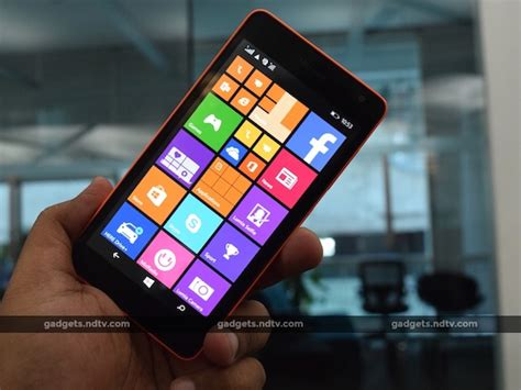 Update Microsoft Lumia 535 Dual Sim microsoft lumia 535 dual sim review to a shaky start