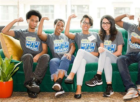 National Association Of Black Mba Houston by Hbcu Students Compete For 50 000 Scholarships At The