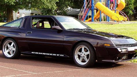 1988 Chrysler Conquest Tsi by Rr Of The Day 1988 Chrysler Conquest Tsi Autoblog