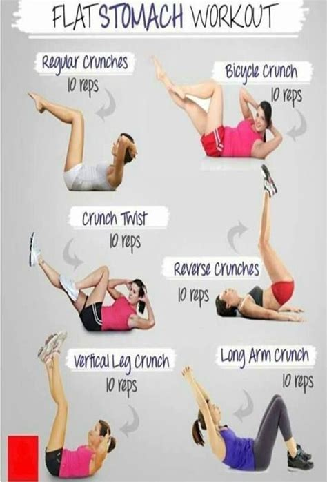 1000 ideas about flat stomach workouts on stomach workouts flat stomach and ab