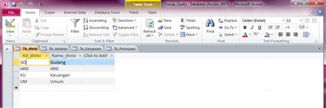 cara membuat database dengan xp lengkap cara membuat database dengan microsoft access 2010