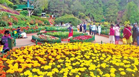 30 lakh tourists visit botanical garden