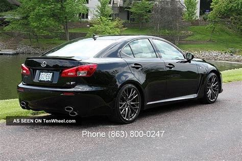 lexus cars back lexus is f sports car black with s 400