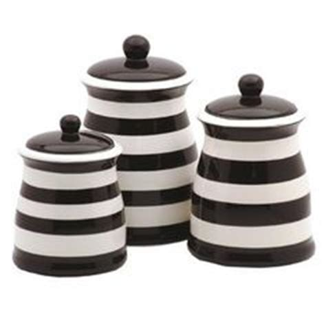 black and white kitchen canisters 1000 images about kitchen canisters on