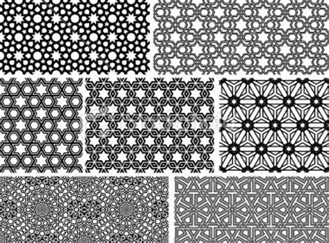 repeating pattern tattoo islamic tessellations are also suited to textiles the