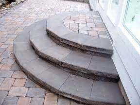Paver Patio Steps Paver Patio Steps And D Landscape Co Lcb 5207 16800 Ne Mcdougall Road Dayton For