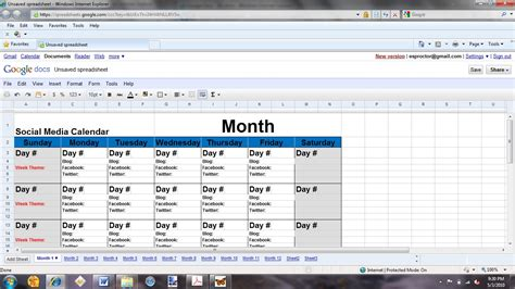 template for social media plan social media calendar template new calendar template site