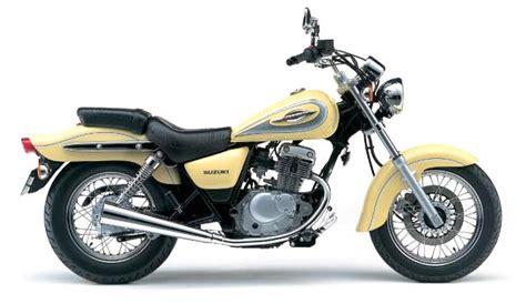 Suzuki Marauder 125 Parts 302 Found