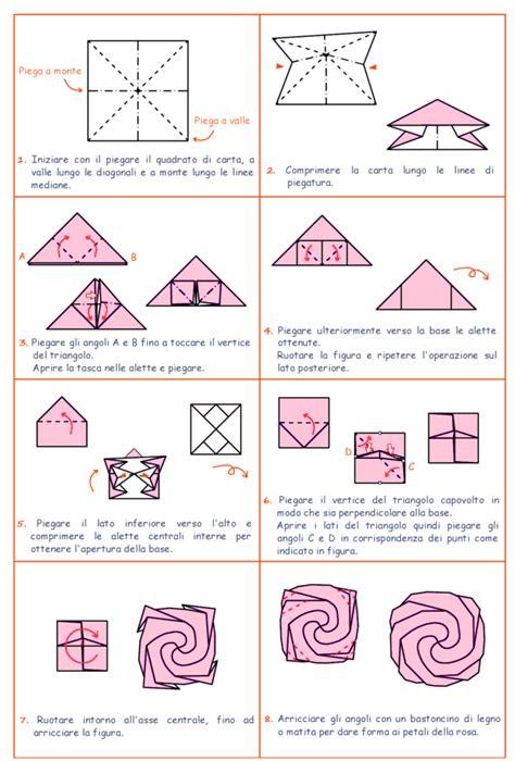 Rosa De Origami - rosa origami per un regalo speciale ed unico crealo ora