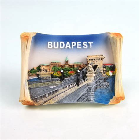 Handmade Fridge Magnets - budapest hungary tourism souvenirs fridge magnets handmade