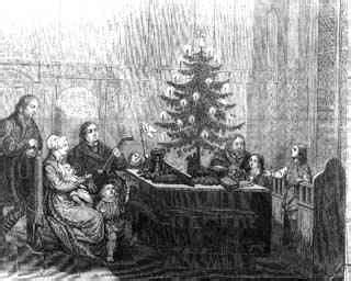 luthers christmas tree us history of tree