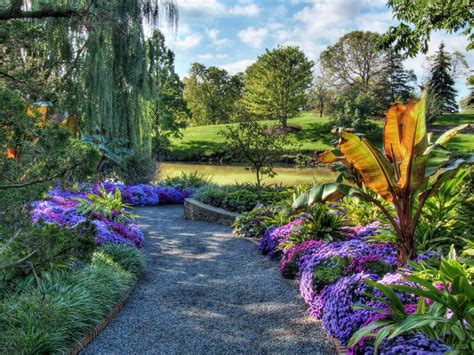 10 Gorgeous Places To Photograph In The Spring Nations Botanic Gardens Chicago