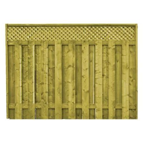 Fence Panels Home Depot by 78 Best Ideas About Lattice Fence Panels On