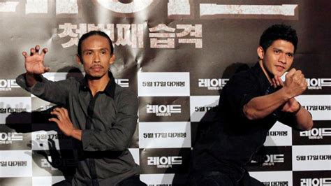iko uwais jadi apa di film star wars iko uwais dan yayan ruhian gabung di star wars the force