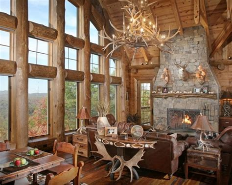 lodge living room wild turkey lodge traditional living room atlanta