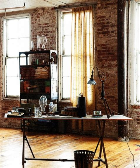 Upholstery Ideas by 50 Interesting Industrial Interior Design Ideas Shelterness