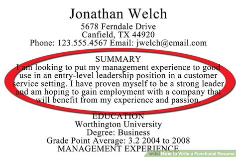 how to my as a service how to write a functional resume with sle resumes