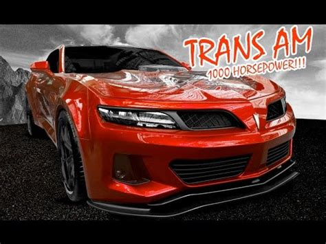 2021 2022 trans am (1,000hp) exhaust note youtube