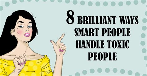 8 Ways To Identify Toxic by 8 Brilliant Ways Smart Handle Toxic