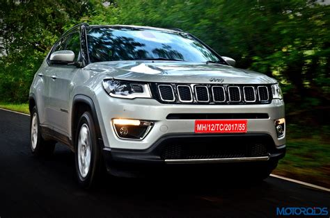 jeep india jeep compass review india 2018 cars models